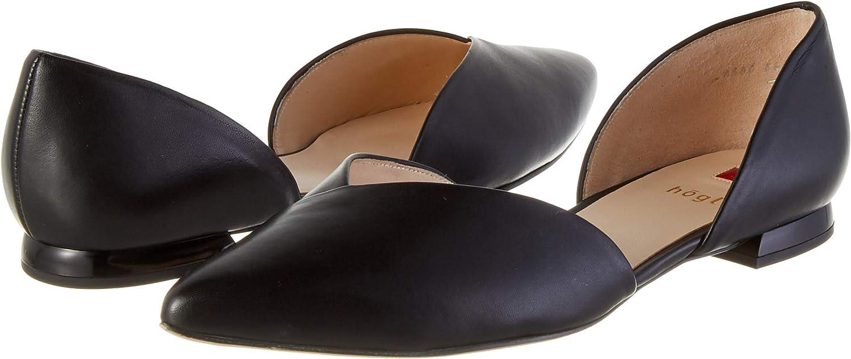 HÖGL Women's All-Day Closed Toe Ballet Flats