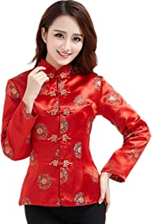 Shanghai Story Chinese Traditional Clothing Top Without Lining for Women