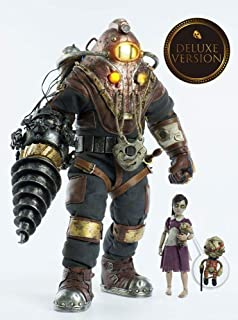 ThreeZero Bioshock Action Figure 2-Pack 1/6 Subject Delta & Little Sister Deluxe Version 3