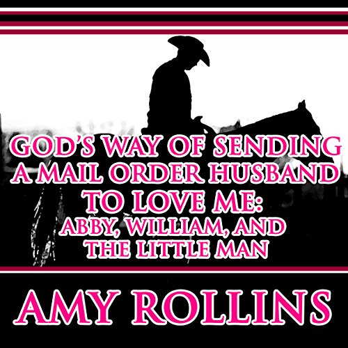God's Way of Sending a Mail Order Husband: Abby, William, and the Little Man audiobook cover art