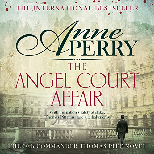The Angel Court Affair cover art