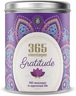 Gratitude 365 Messages to Appreciate Life