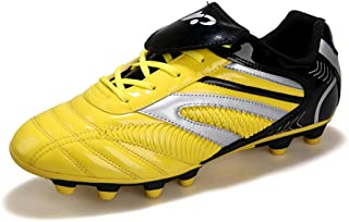 Men's Boys Turf Cleats Soccer Athletic Football Outdoor/Indoor Sports Running Walking Shoes AG