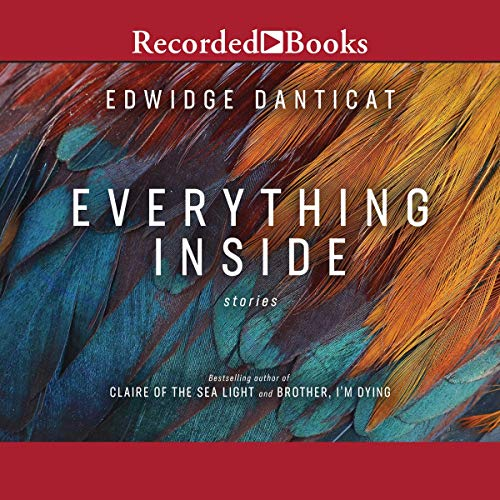 Everything Inside audiobook cover art