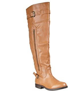 Womens Montage Over-The-Knee Boots