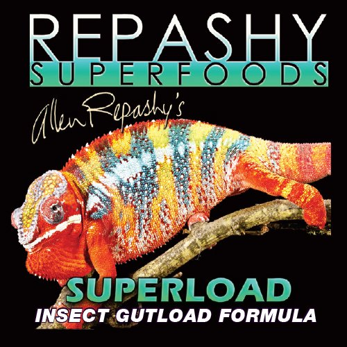 Repashy Superload Dose - Insektenfutter - Grillenfutter - Schabenfutter (85 g)