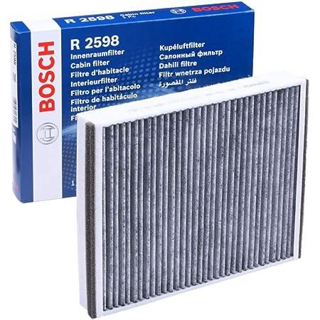 Bosch R2598 Innenraumfilter Mit Aktivkohle Auto