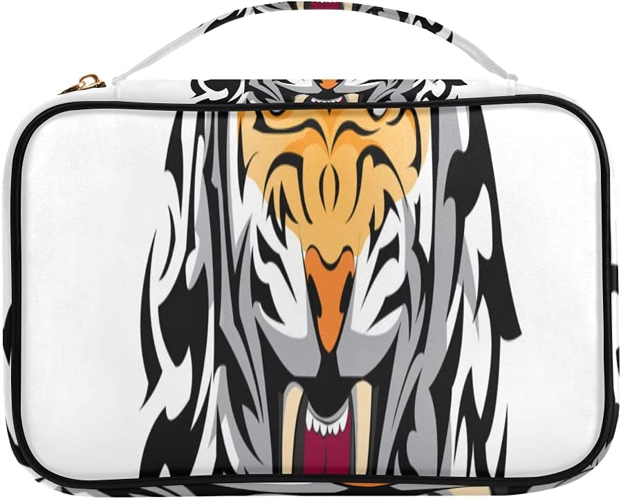 Jewelery Box Angry Irritated All items free shipping Tiger Or Jewelry Animal King Travel Wholesale