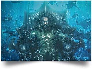 Amazon Com Aquaman Fantasy Posters Prints Wall Art