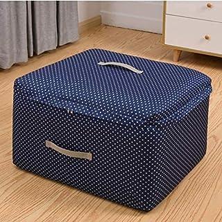 XXCC Sac de Rangement pour vêtements Organiser Quilt Quilt Big Bag Vêtements Emballage Ménage étanche à l'humidité * 3