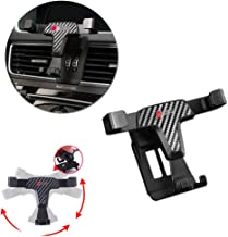 GTINTHEBOX Smartphone Cell Phone Mount Holder with Adjustable Air Vent Clip Cover for 2012 2013 2014 2015 2016 2017 2018 Audi Q5 (3.5-6.0 Inches Phone)