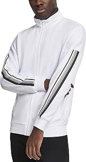 Urban Classics Men's Sleeve Taped Track Jacket