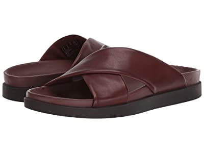 Clarks Sunder Cross (British Tan Leather) Men