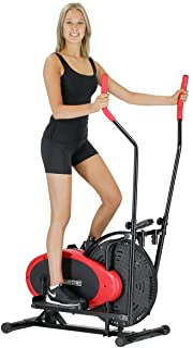 Powertrain Elliptical Cross Trainer Exercise Machine Home Gym Stepper Equipment Bike