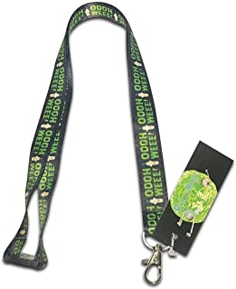 Rick and Morty - Mr. Poopybutthole Lanyard