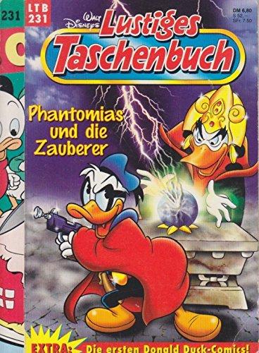 Lustiges Taschenbuch. Phantomias und die Zauberer.