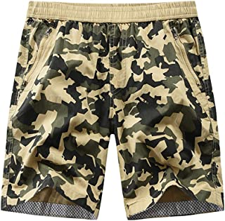 GUESS Boys Little Camouflage Short