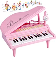 OKREVIEW Baby Piano Toy 31 Keys Birthday Gifts for 3 4 Year