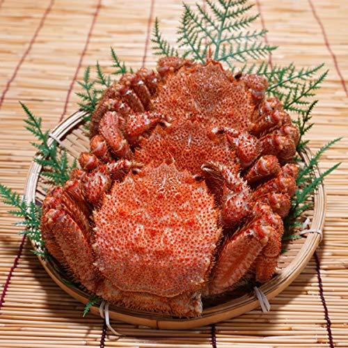 かにのマルマサ 北海道産 訳あり ゆで毛蟹 1.2kg詰(2〜4尾入)未冷凍 冷蔵品