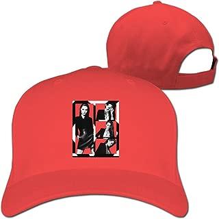 DETED Angelina Jolie Trucker Hat Cap Black