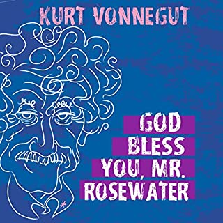 God Bless You, Mr. Rosewater cover art