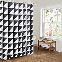 htovila Fabric Shower Curtain Liner