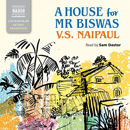 A House for Mr. Biswas audiobook cover art