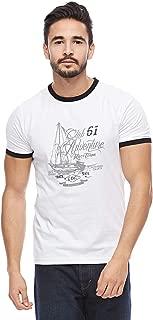 Pierre Cardin T-Shirts For Men, White L