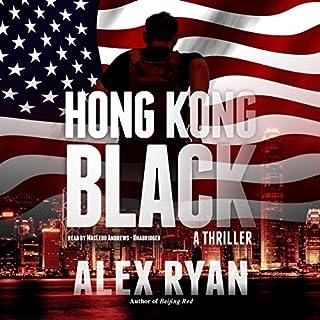 Hong Kong Black audiobook cover art
