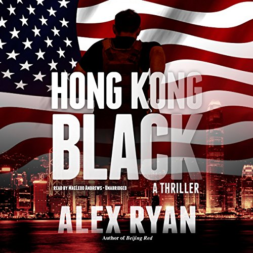 Hong Kong Black audiobook cover art