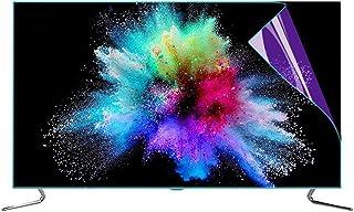 N / A Protector de la Pantalla de TV de 55 Pulgadas Anti-Reflejo/Anti-Filtro Azul aliviar la Fatiga Ocular, Compatible con Sharp, Sony, Samsung, Hisense, LG, etc. HDGlossyFilm, 1225x691.