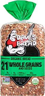 Dave's Killer Bread, 21 Whole Grains, Organic, 27 oz