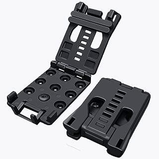WJZXTEK Tactical Universal Utility EDC Belt Clip Large with Hardware