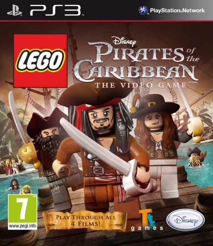 Lego Pirates of the Caribbean (PS3) [Importación inglesa]