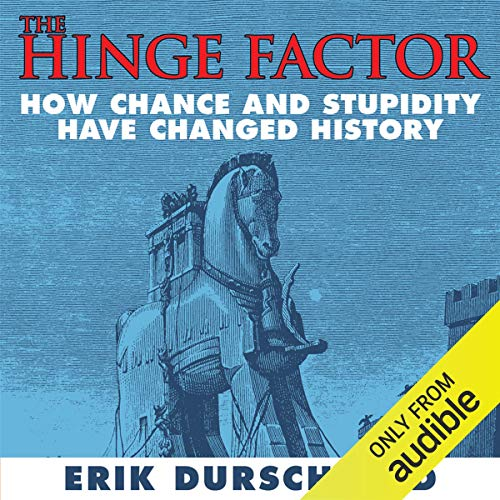 The Hinge Factor audiobook cover art