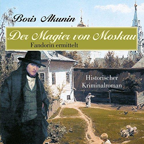 Der Magier von Moskau audiobook cover art
