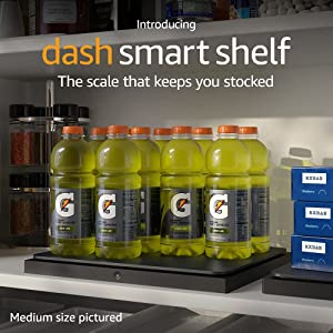 Dash Smart Shelf   Auto-replenishment scale for home and business   Medium