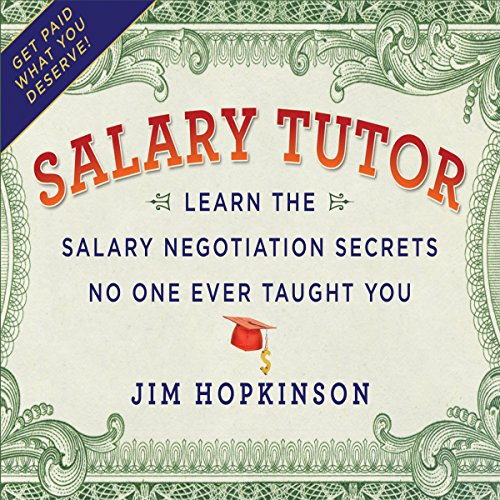 Salary Tutor cover art