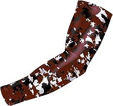 maroon compression sleeve