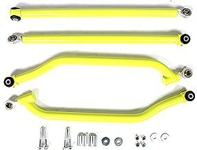 Upper lower High Max Clearance Radius Bar Kits For Polaris 14-17 RZR XP 1000