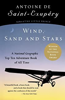 Wind, Sand and Stars (Harvest Book)