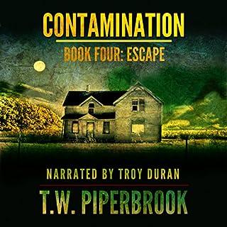 Contamination 4 audiobook cover art