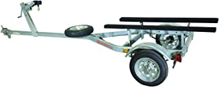 Malone MicroSport Jon Boat Trailer Package with Winch & Bow Stop
