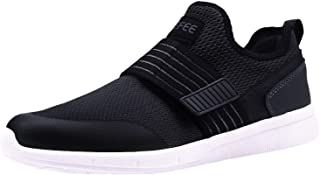 Phefee Mens Casual Sneakers