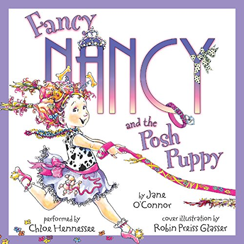 Fancy Nancy and the Posh Puppy Unabridged DA Titelbild