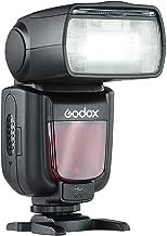 Godox TT600 Speedlite Flash con Transmisión Inalámbrica 2.4G Inalámbrica para Canon, Nikon, Pentax, Olympus y Otras Cámaras Digitales con Hotshoe Estándar con Difusor NAMVO