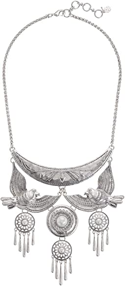 Birds and Pearl Necklace