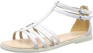 Geox Girl's JR KARLYGIRL 14 Sandal