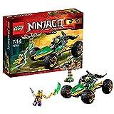 Lego Ninjago - Buggy de la Jungla, Multicolor (70755)