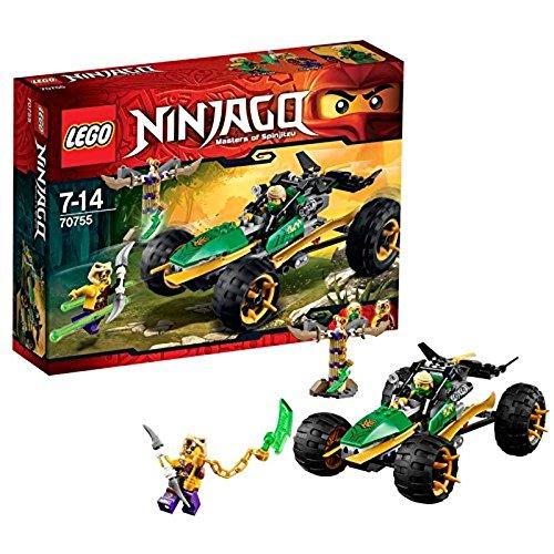 LEGO Ninjago 70755 - Raider della Giungla